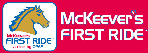 McKeevers First Ride Banner website