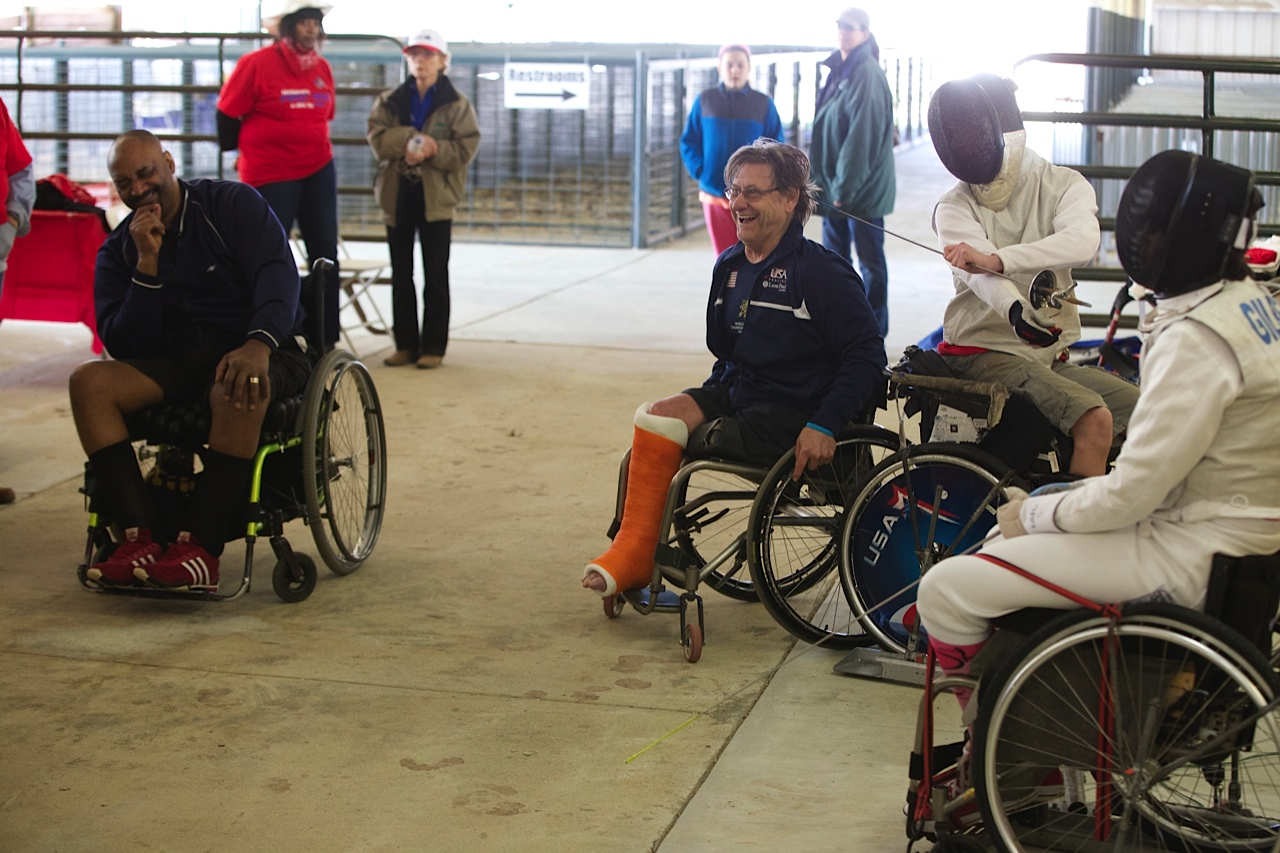 Wheelchair Sports Demonstrations