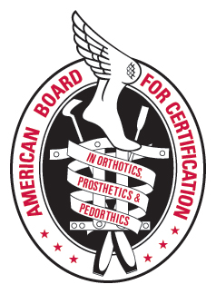 American Board for Certification in Orthotics, Prosthetics and Pedorthics
