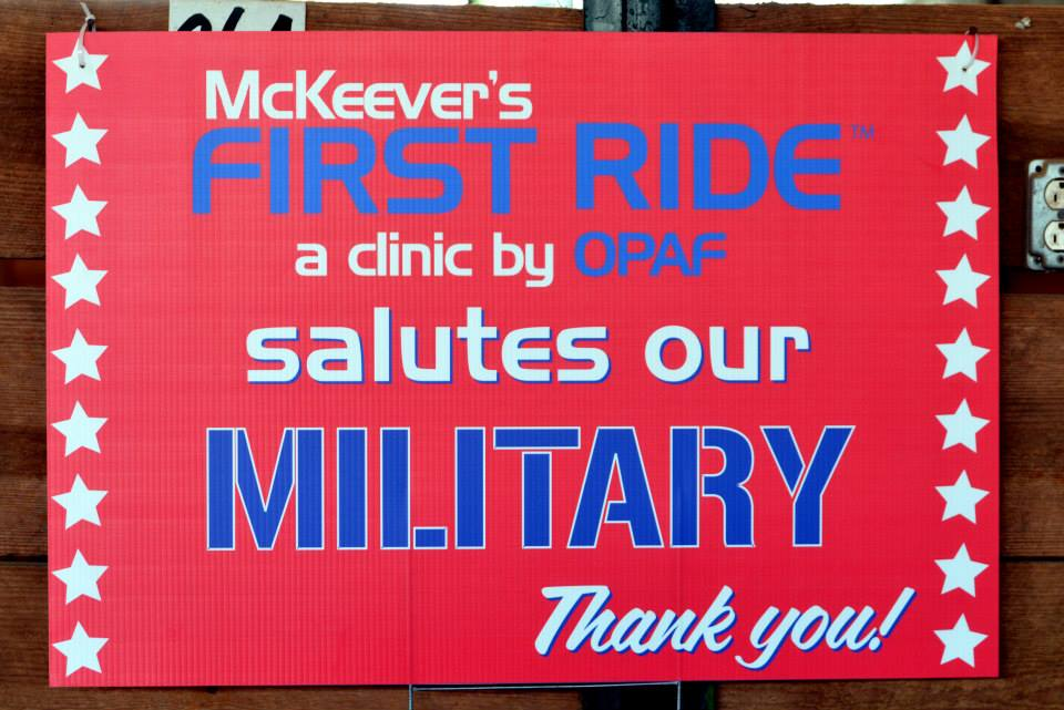 military-sign